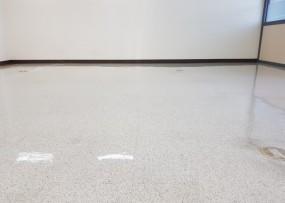 가산디지털단지 사무실 왁스 작업